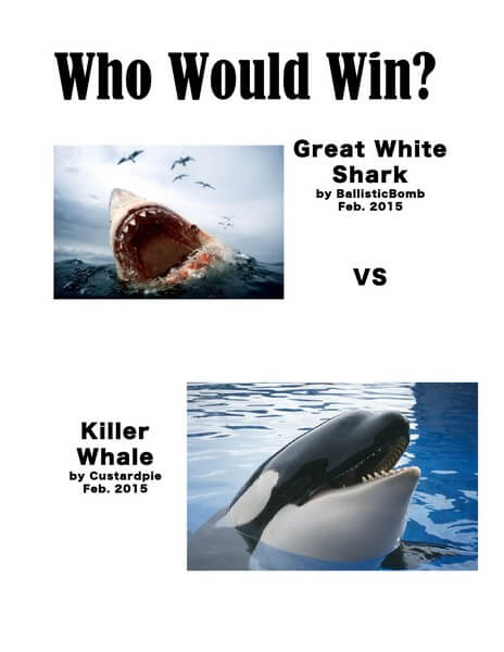 Who would win, between Orca and GWS
