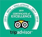 tripadvisor hallof fame 2019